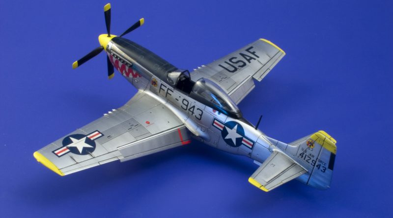 F 51D Mustag Airfix 1/72