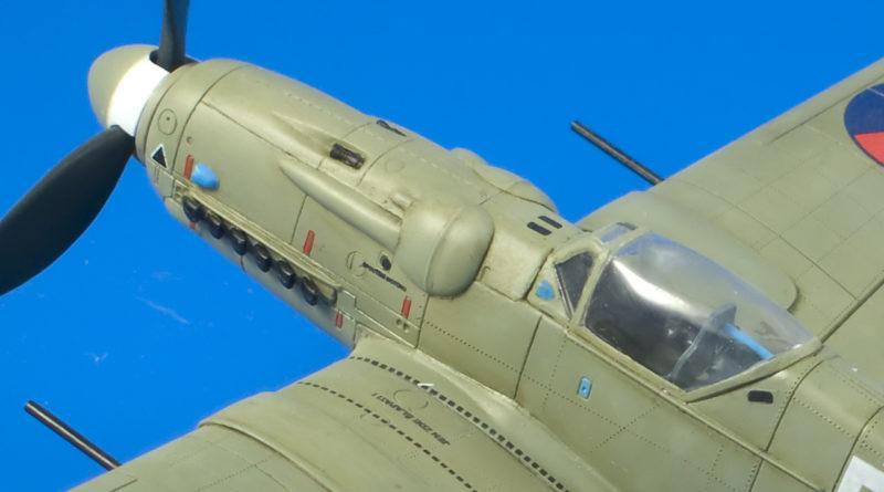 Avia S-199 1/72