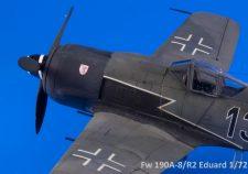 Fw 190A-8/ R2 1/72 Eduard
