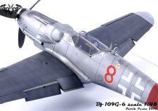 Bf 109G-6 1/48 Eduard