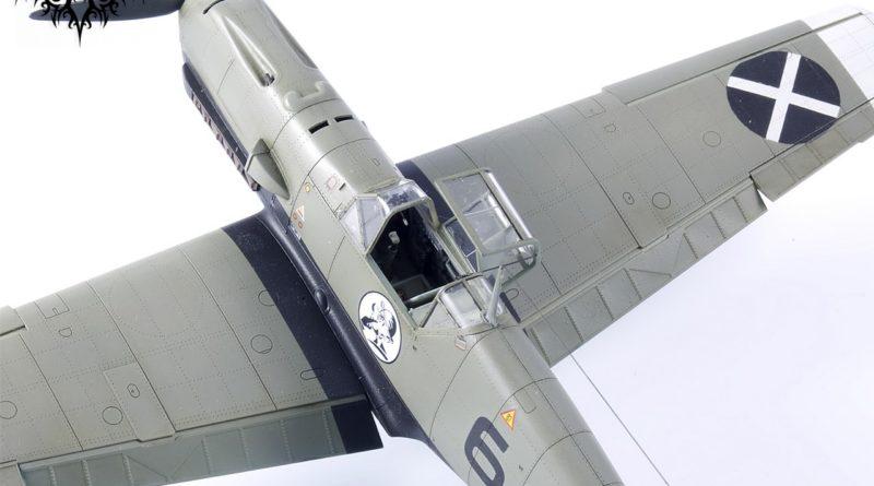 Bf 109E-1 1/48 Eduard