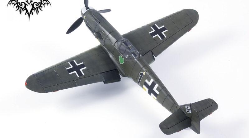 Bf 109G-1 AZmodel 1/72