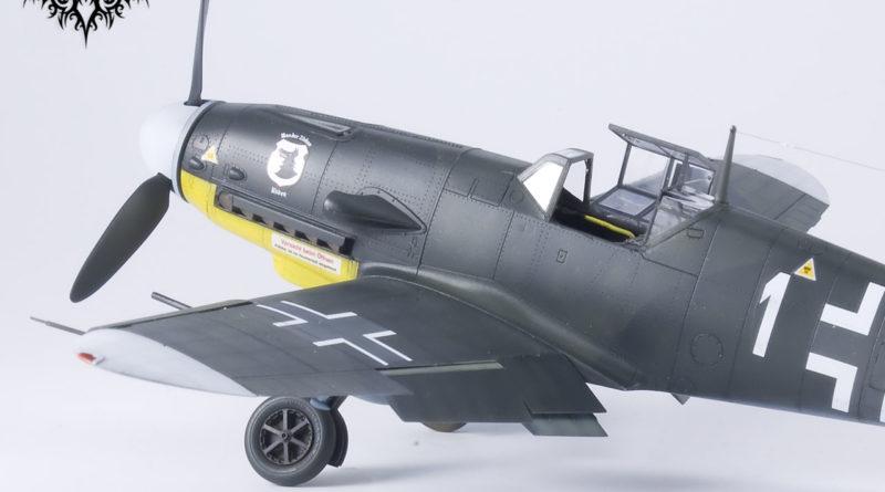 Bf 109G-2 Eduard 1/48