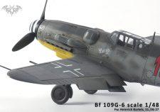 Bf 109G-6 Eduard 1/48