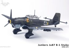 Junkers Ju87 B-1 Stuka 1:72