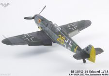 Bf 109G-14 Eduard 1/48