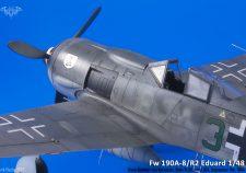 Fw 190A-8/ R2 1/48 Eduard