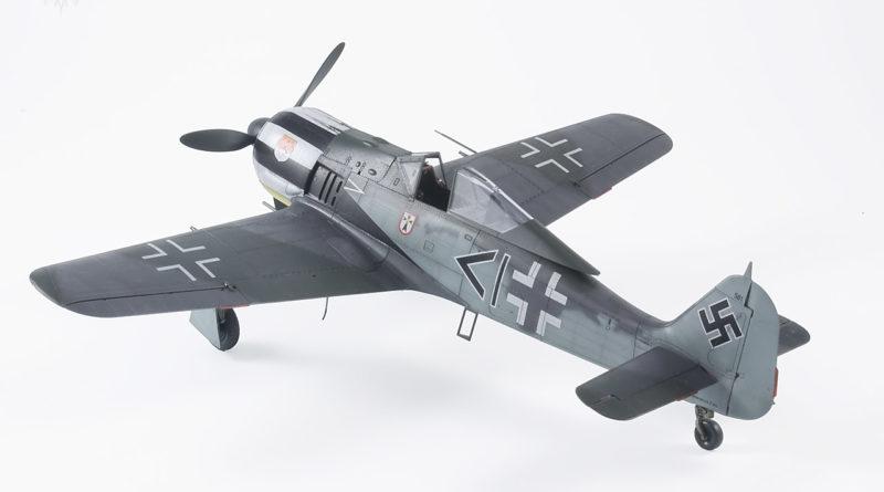 Fw 190A-4 Eduard 1/48