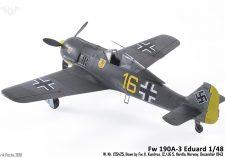 Fw 190A-3 Eduard 1/48