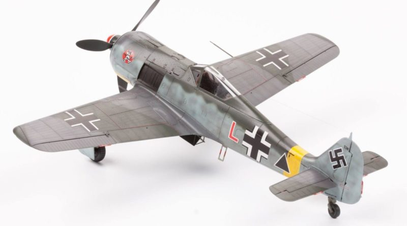 Fw 190A-5 Eduard 1/48