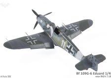 Bf-109G-6 Eduard 1/48