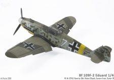 Bf 109F-2 Eduard 1/48