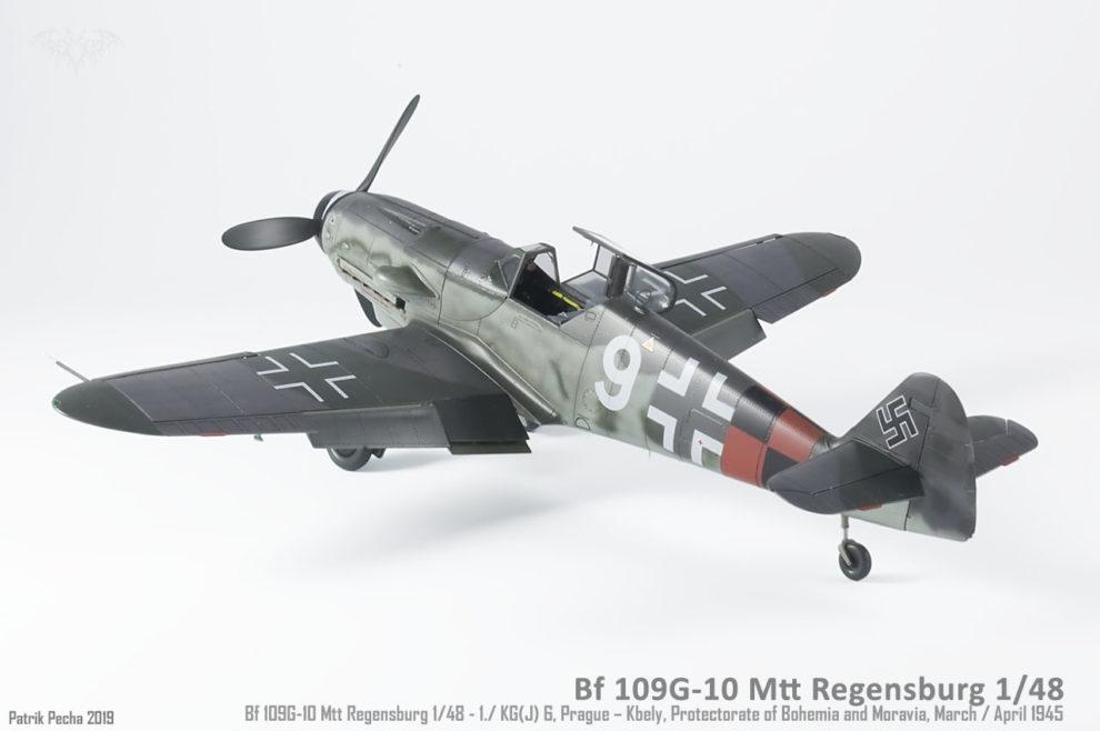 Bf 109G-10 Eduard 1/48